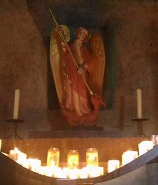 Église Saint-Michel d'Aiguilhe, le Puy en Velay