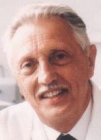 Le professeur Jérôme Lejeune