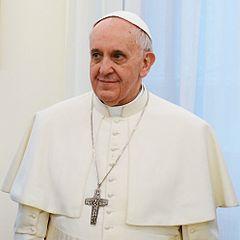 Pape François, photo Casa Rosada, presidencia.gov.ar