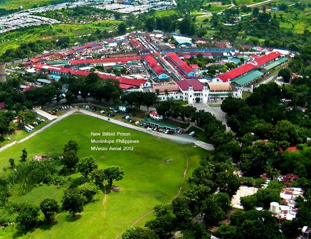 La prison de Muntinlupa, en banlieue de Manille