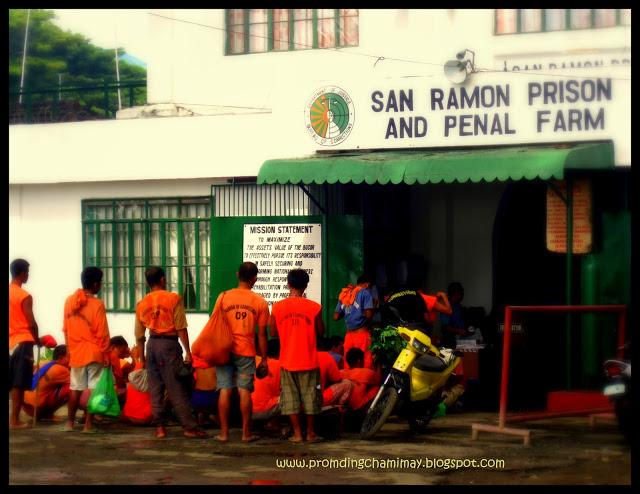 """La """"ferme pénale"""" de la prison de Muntinlupa"""