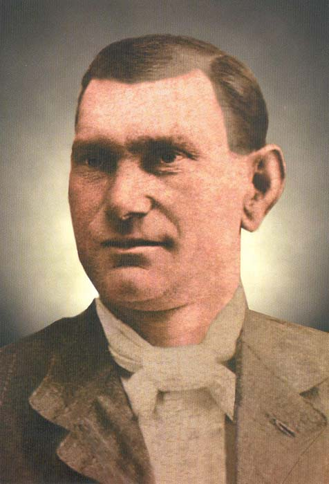 Le bienheureux Ceferino Jiménez, martyr de la guerre civile espagnole en 1936