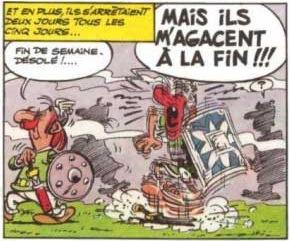 Astérix : le week-end des bretons