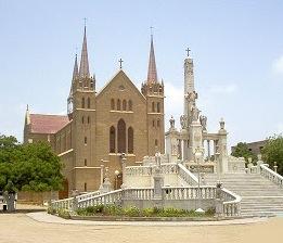 La cathédrale Saint Patrick de Karachi