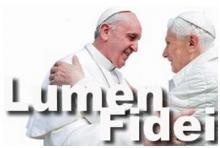 Une encyclique pour deux papes