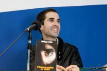 Philippe Ariño à Lourdes (novembre 2012)