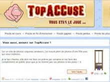 Site Topaccuse.com