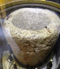 Jarre de pierre antique