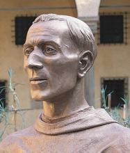 Une tentative de reconstruction du visage de saint Antoine
