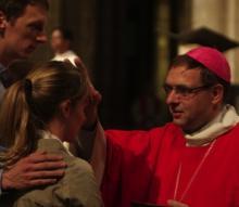 Confirmation à Notre-Dame de Paris