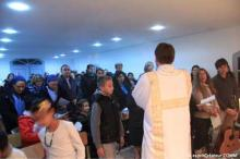 Inauguration de la chapelle de Ginestous